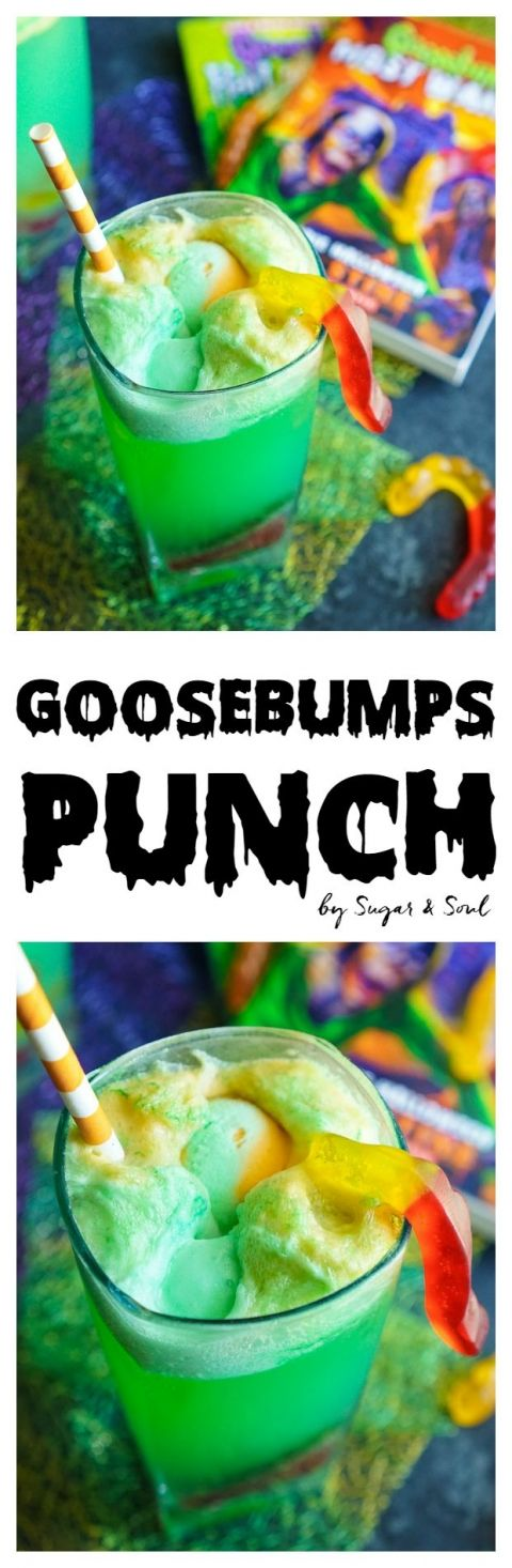 5. Goosebumps Punch