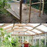 7. Cabin Greenhouse