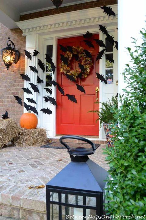 7.The Halloween Door