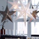11.DIY Jul Star Ornaments