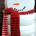 2. Snowman Tires