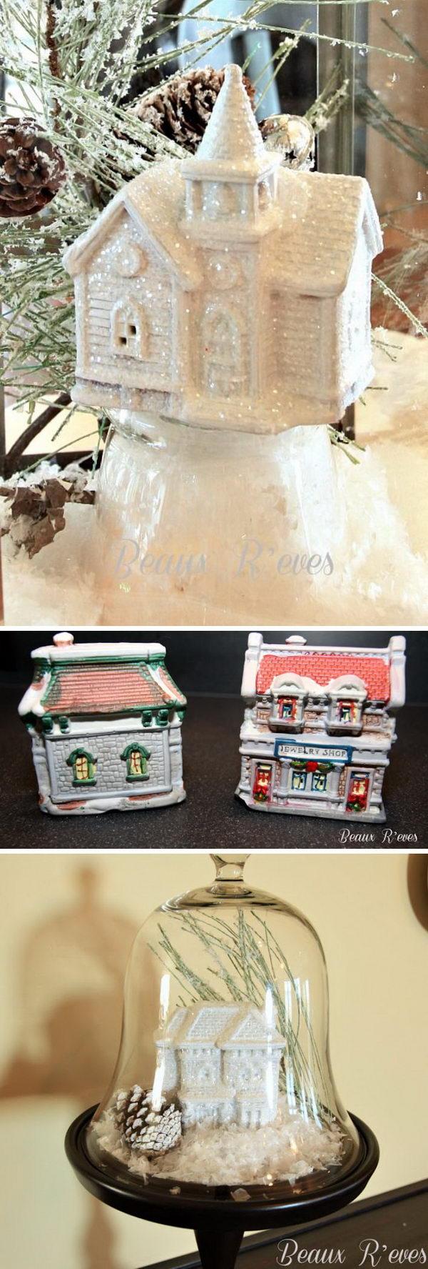 2. Winter Cottage
