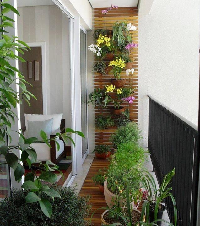 3. Vertical Gardening