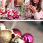 6.DIY Christmas Ornament Garland