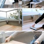9. Folding Bench