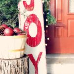 9.DIY JOY Wooden Joy