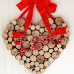 6. Wooden Heart