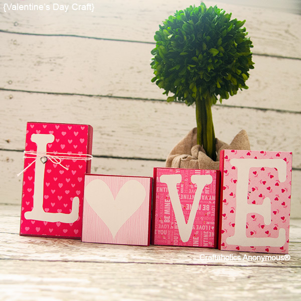 8. Valentine's Day Craft