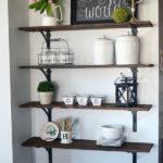13. DIY Open Shelving Tutorial