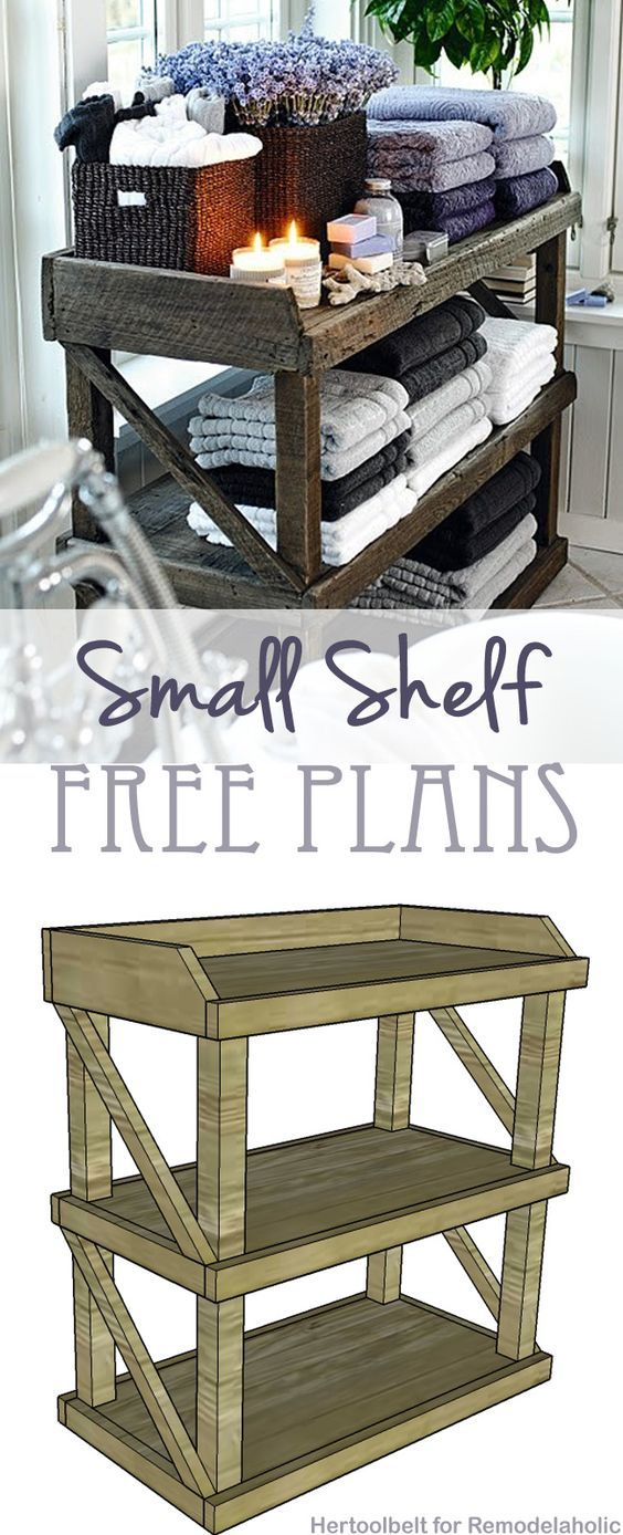 14. Small Shelf