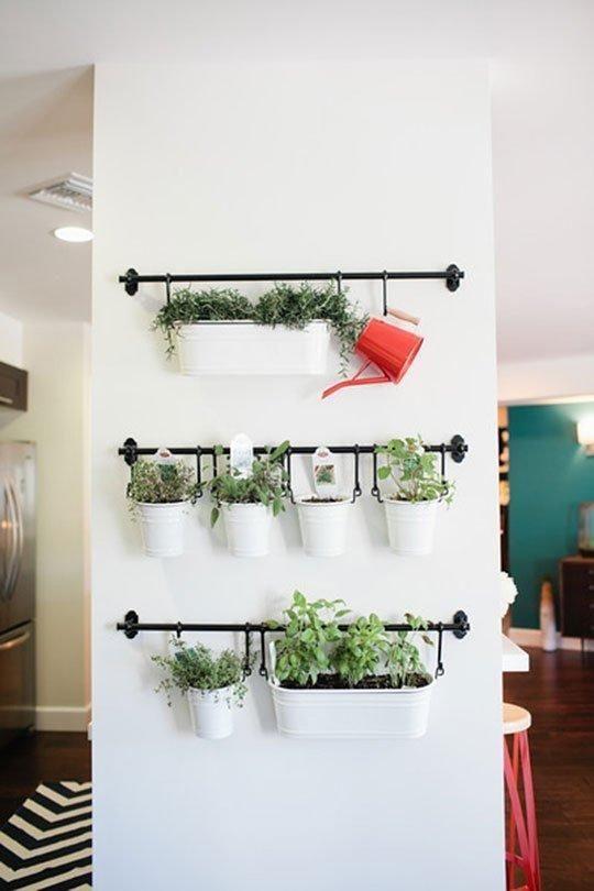 8. Indoor Mini Garden